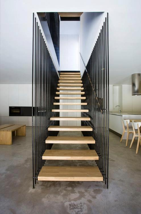 Barandas y escaleras - Barandas escaleras modernas ...