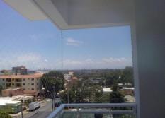 malla proteccion balcones