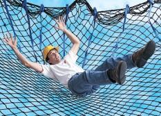 Safety-Net-Fall-Protection