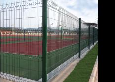 metalica Metal-Mesh-Fence-Panels